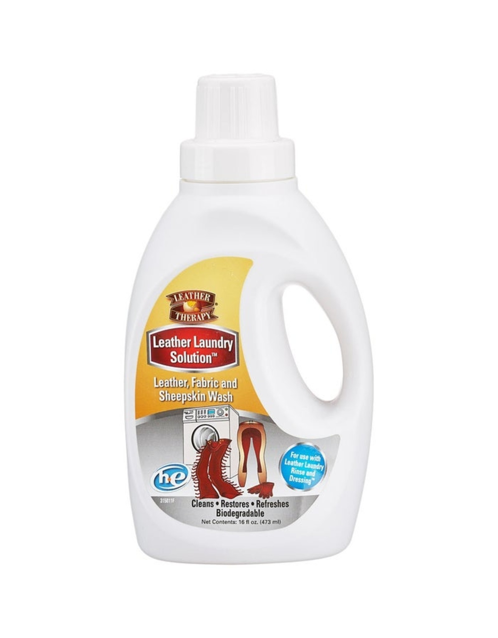 Leather Therapy Laundry Solution 16oz
