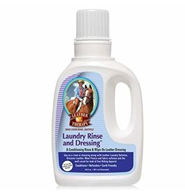 Leather Therapy Laundry Rinse & Dressing 20oz.