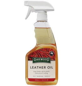 Oakwood Leather Spray Oil 16.9 oz