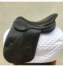 """Barbier Dressage Saddle 19"""" Seat MED Tree"""