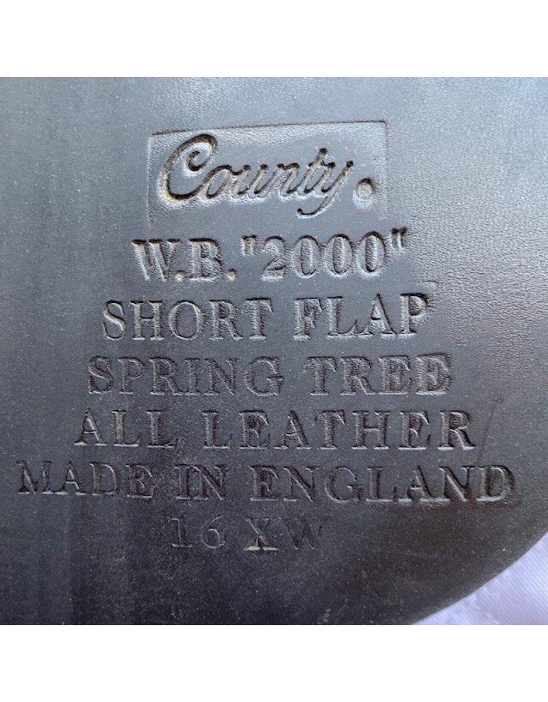 """County Warmblood 2000 16"""" Seat XW Tree"""