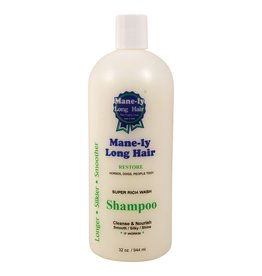 The Trophy Line Manely Long Hair Shampoo 16 oz