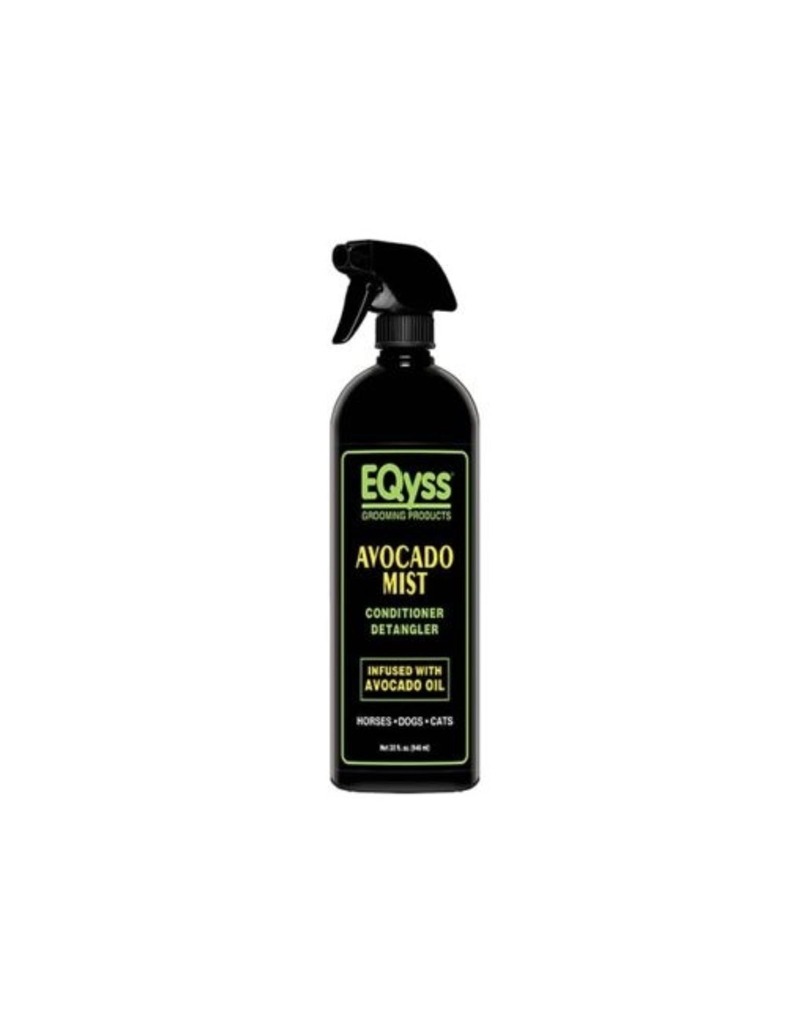 Eqyss Avocado Mist Conditioner Detangler  Spray