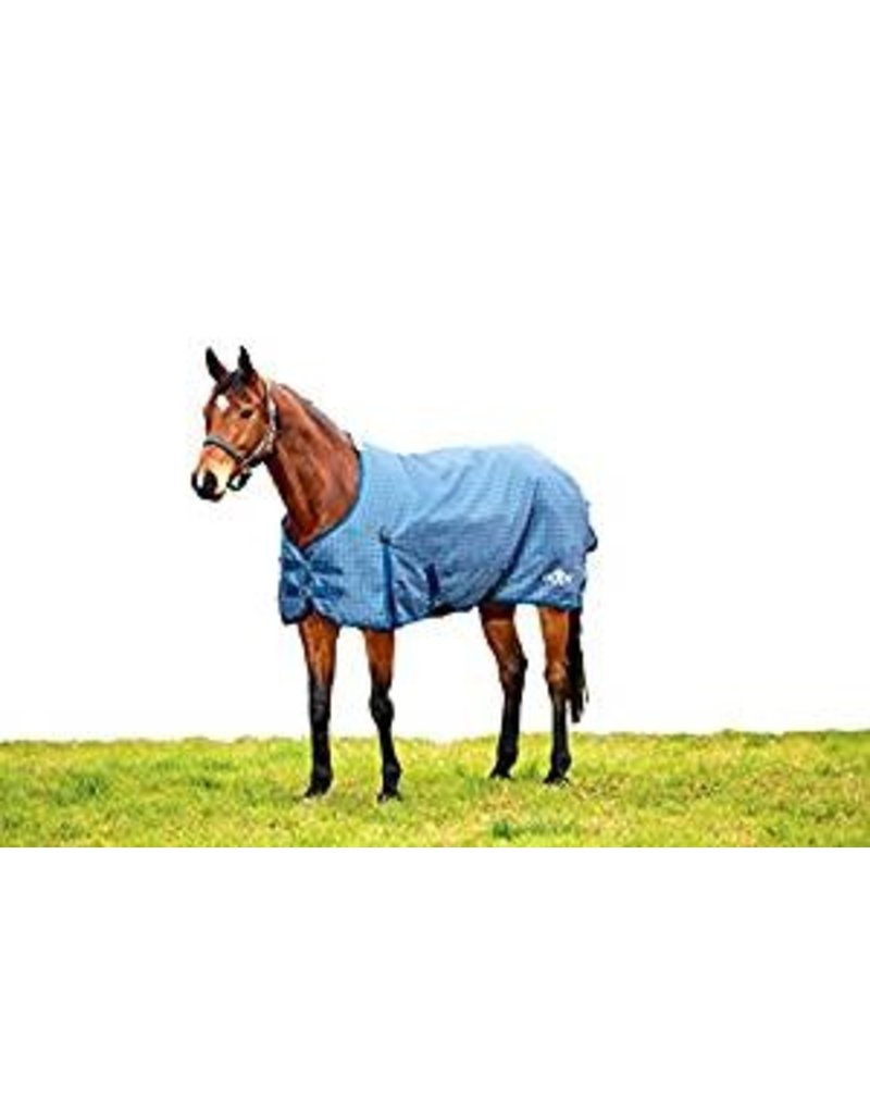 Saxon Medium Weight Turnout Blanket 600D W/ Gusset Standard Neck II