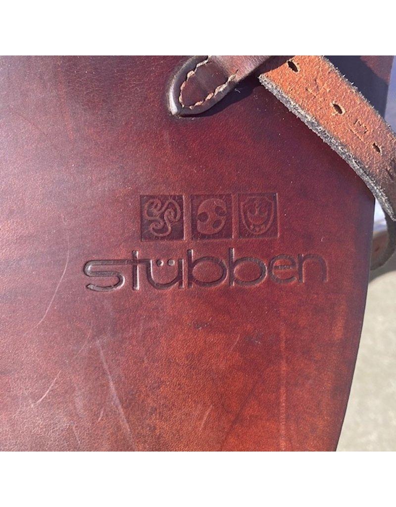 """Stubben Edelweiss Jr 15.75"""" Seat Wide Pony Tree"""