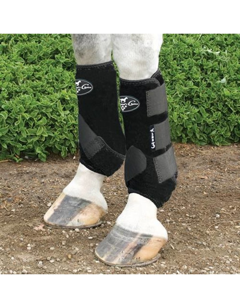 Professionals Choice SMB 3 Sports Medicine Boots 4-Pack