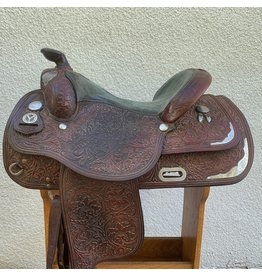 """Richard Shrake by Circle Y 16.5"""" Full Quarter horse Bars"""