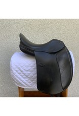 "Rivella Dressage Saddle by HDR 17.5"" Wide"