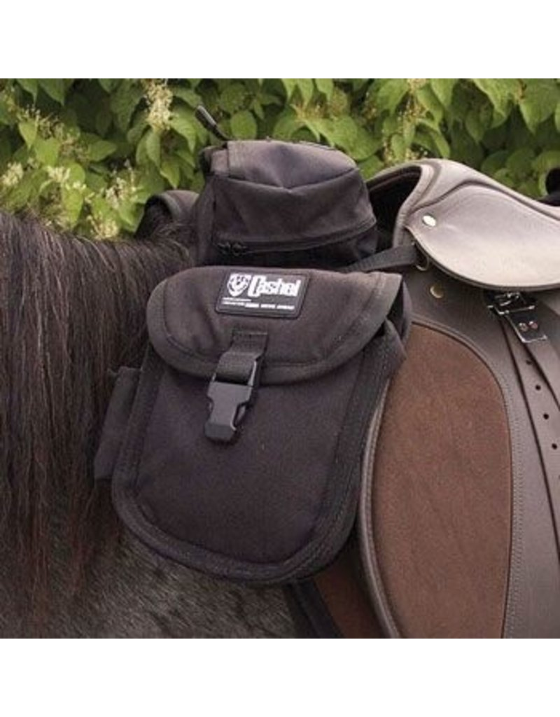 Cashel English Front Saddle Bag