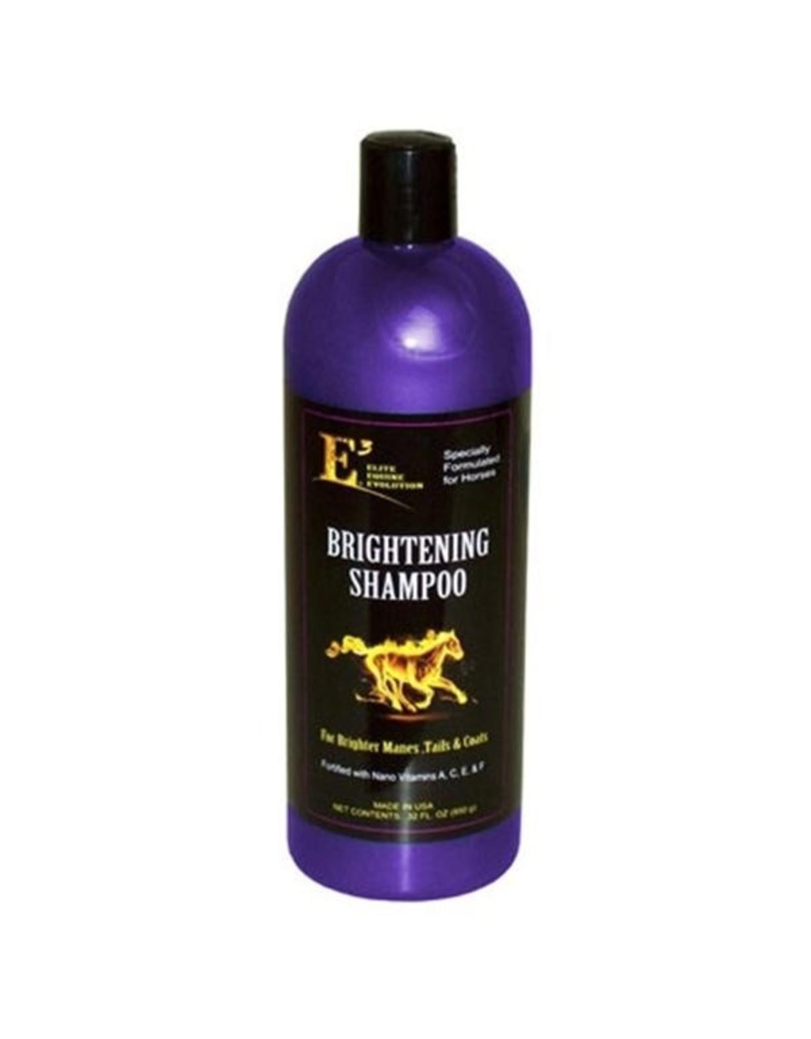 E3® Elite Equine Evolution Brightening Shampoo