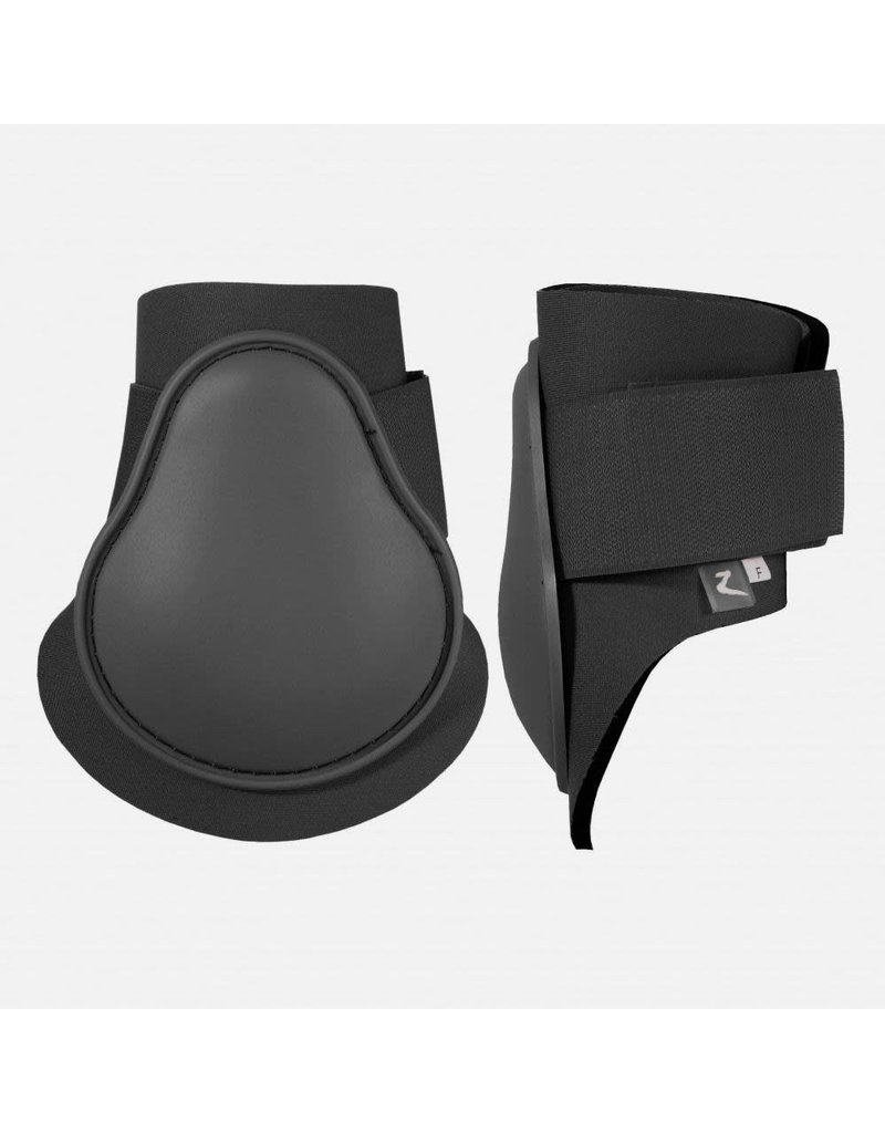 Horze Fetlock Boots Black Full