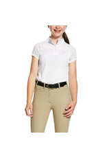 Ariat Show Shirt Kids Short Sleeve