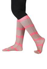 CoolMax Printed Boot Socks