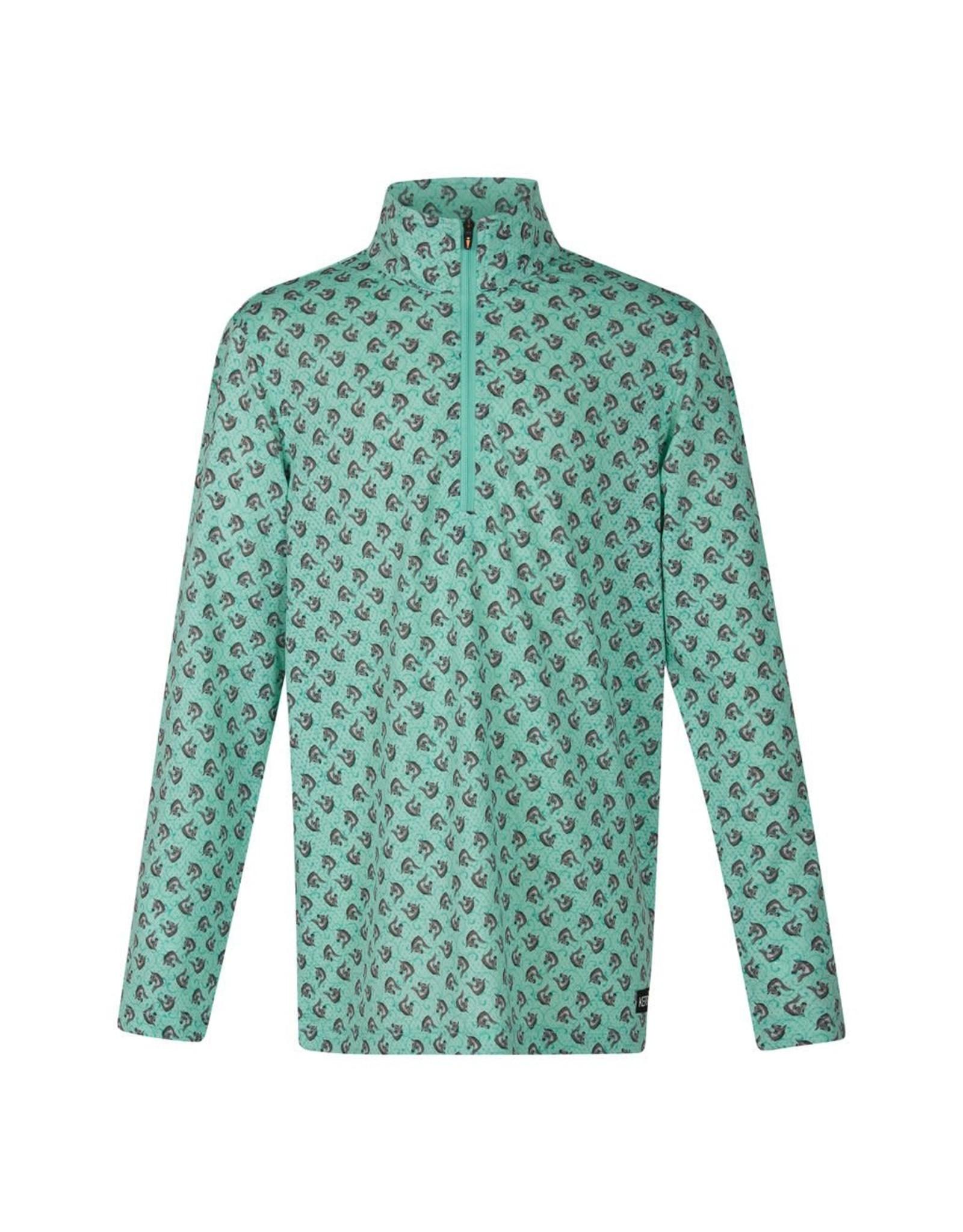 Kerrits Kids Ice Fil Lite Long Sleeve Shirt Print