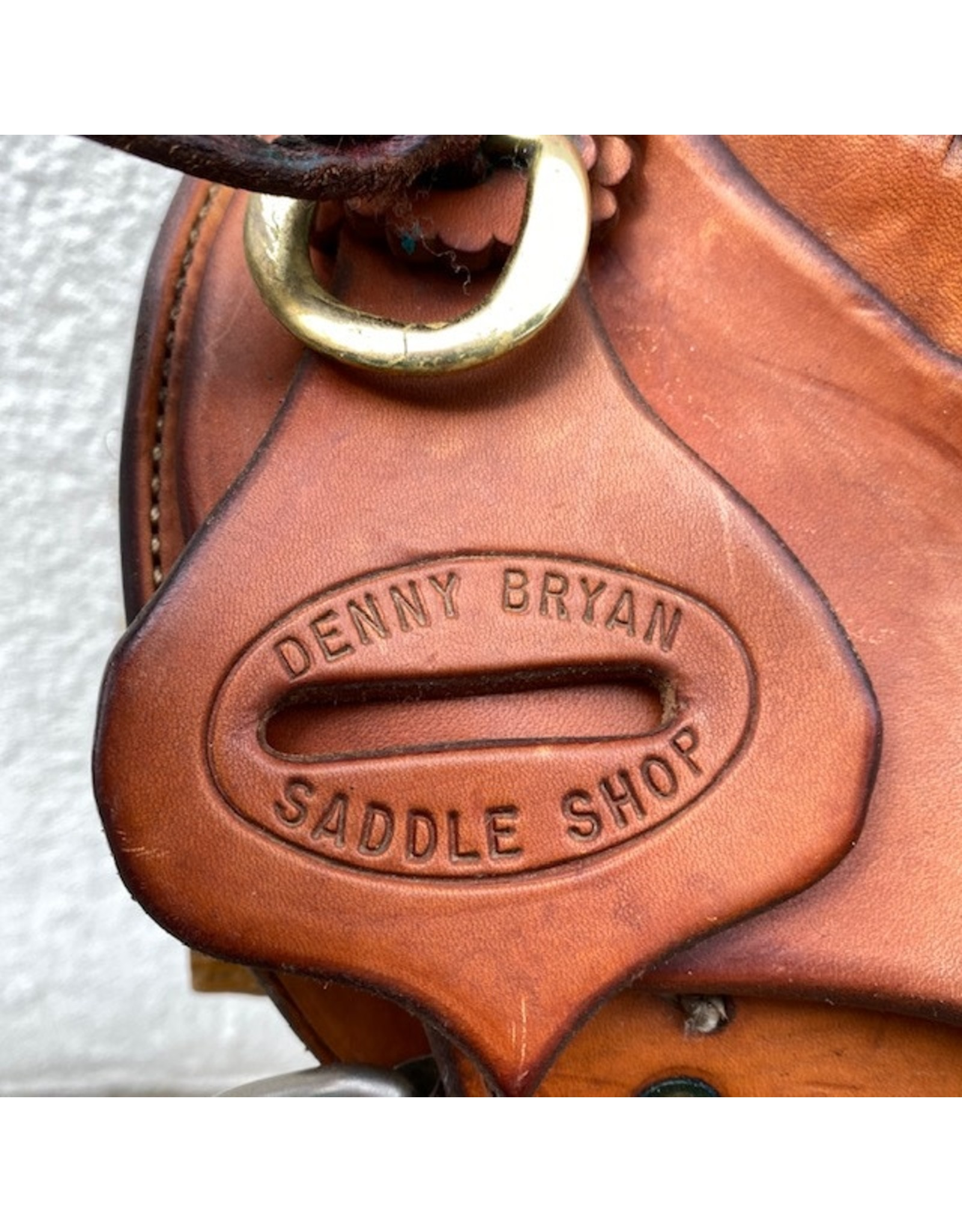 "Denny Bryan Saddle 16"" Full Quarter Bars"