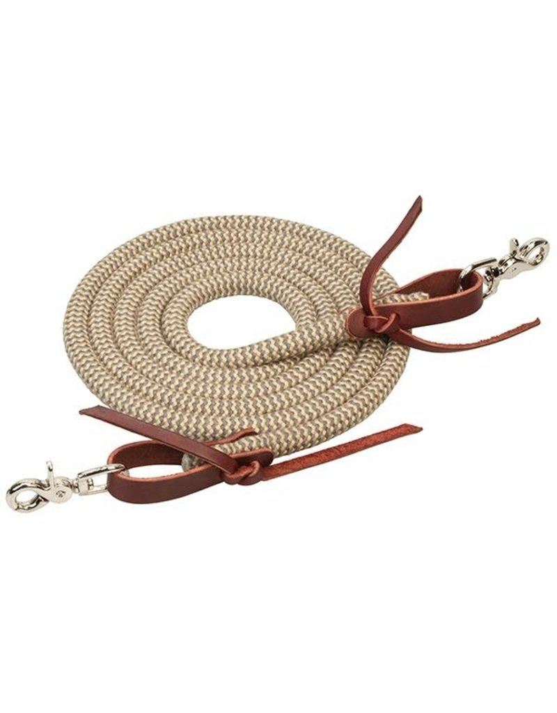 Weaver EcoLuxe™ Bamboo Round Trail Rein