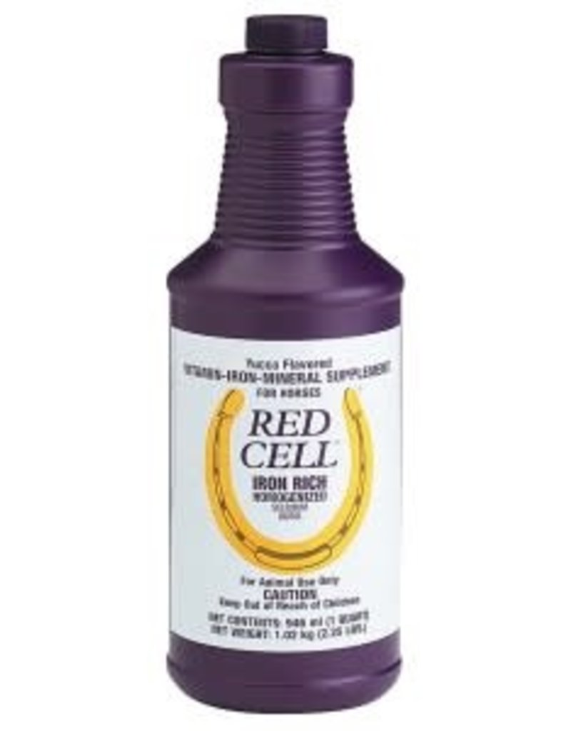 Farnam Red Cell Iron Supplement 32 oz.