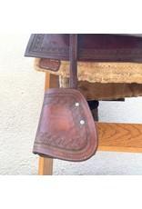 Peruvian Saddle with Pollonera, Jerga, Wool Pad, Tapaderos, Crupper, Cinch
