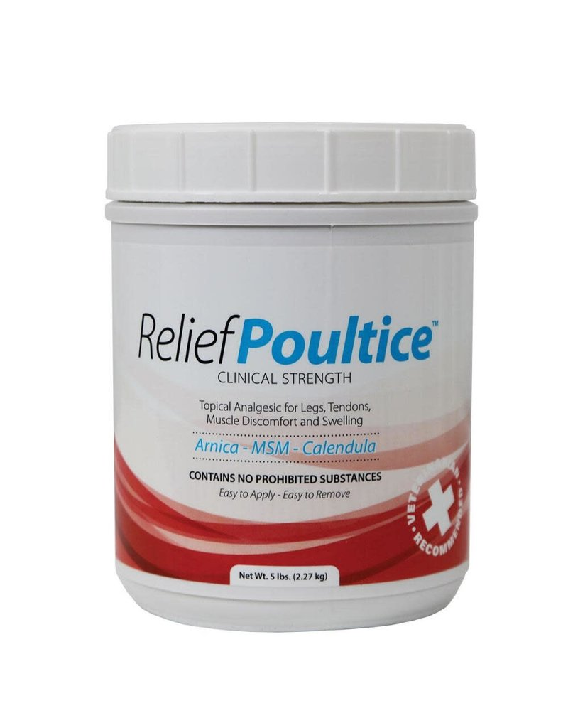Ramard Relief Poultice Topical Analgesic 5lb