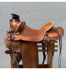"McClintock Wade Saddle 17"" Wide Tree"