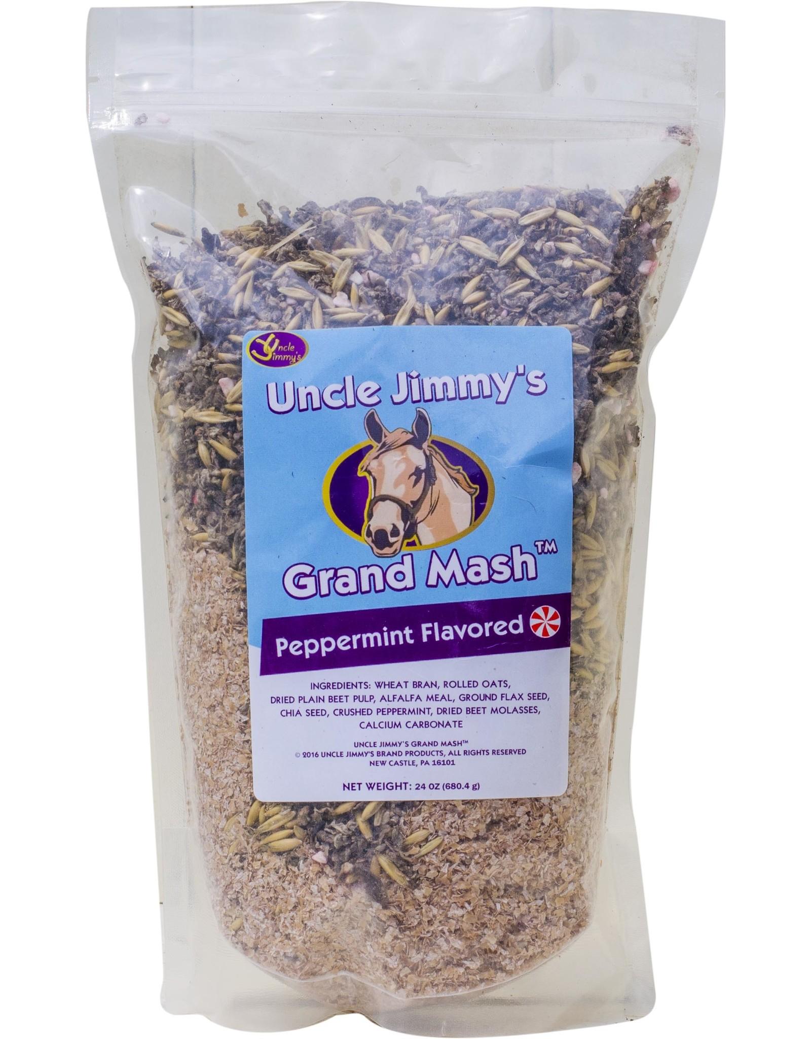 Uncle Jimmy's Grand Mash 24oz.