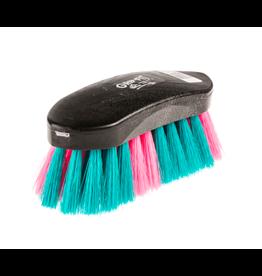 Brush Grip Fit Grooming MC110 Teal/Pink