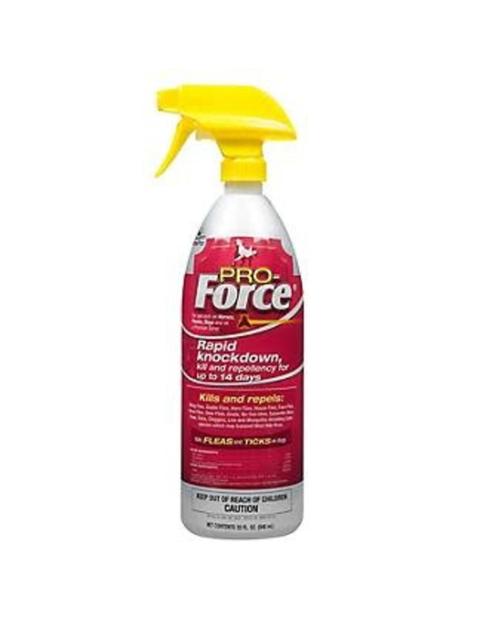 Manna Pro Fly Spray Pro Force Rapid Knockdown