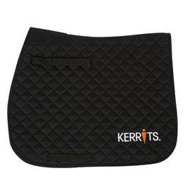 Kerrits All Purpose / Close Contact Saddle Pad Black Full