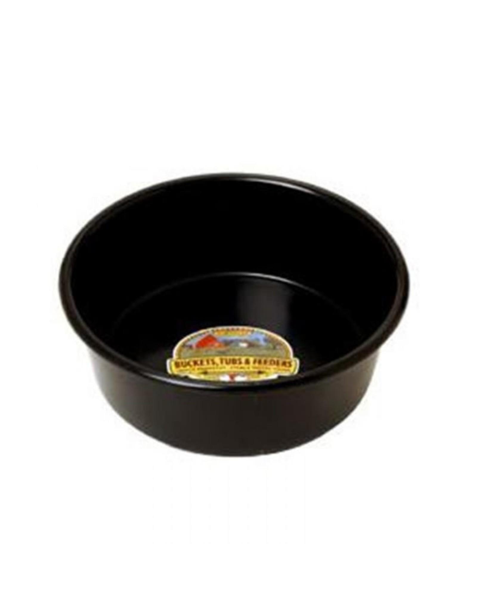 Miller 5 Quart Plastic Feed Pan