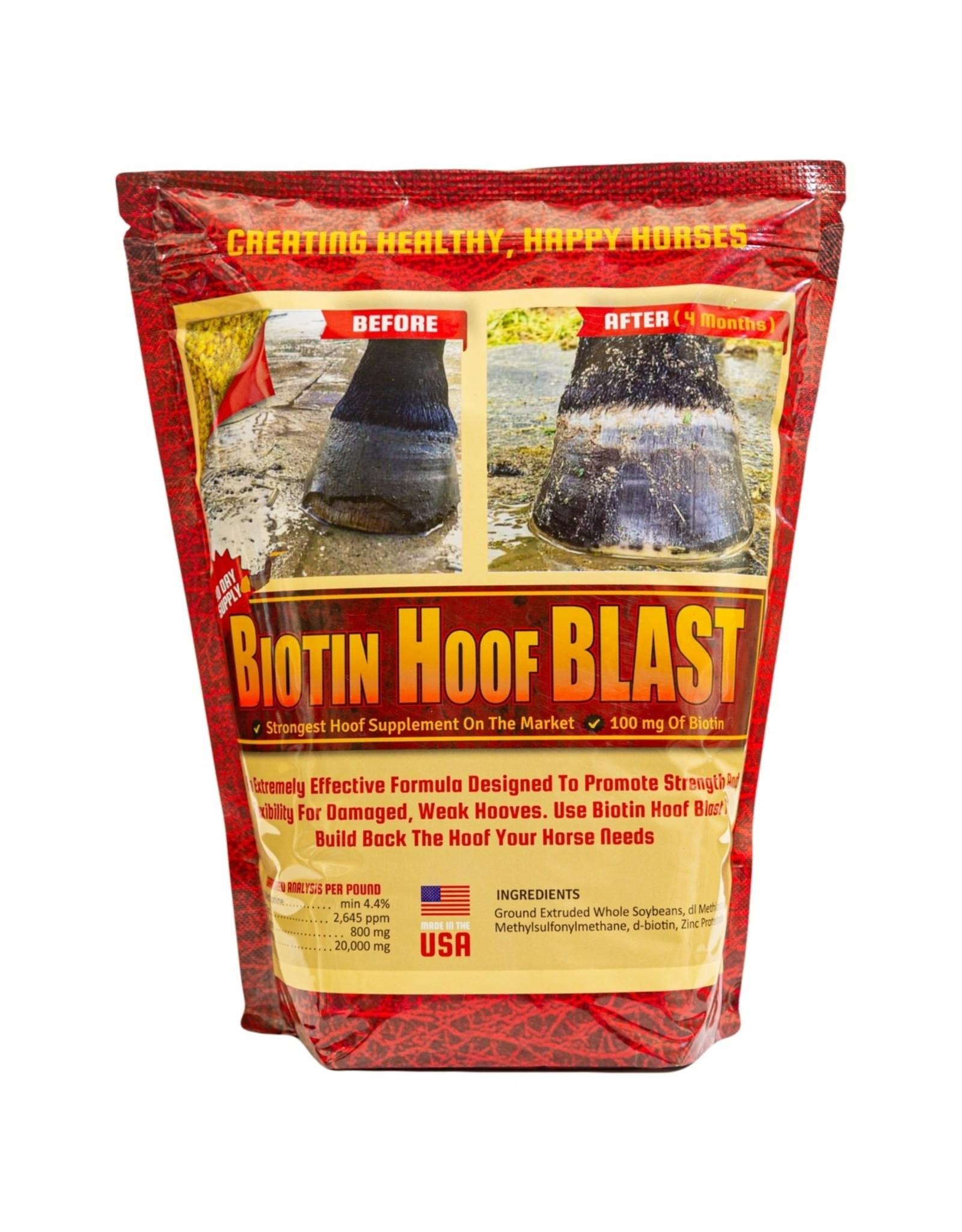 Horse Guard Biotin Hoof Blast 5lb