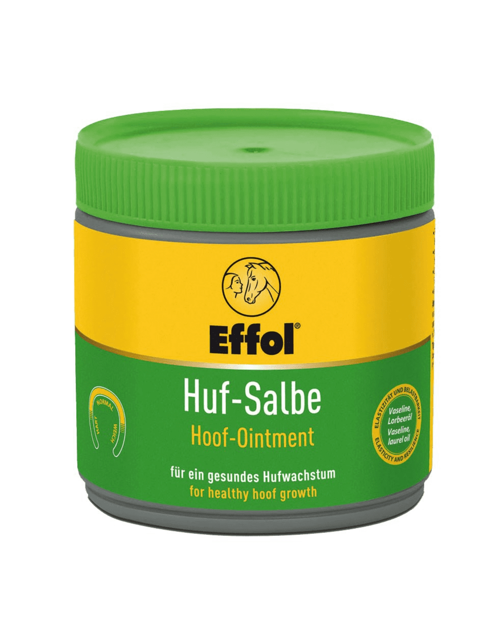 Effol Hoof Ointment Huf-Salbe Green 500ml