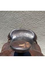 "Buford Western Saddle 15"" Semi-Bars"
