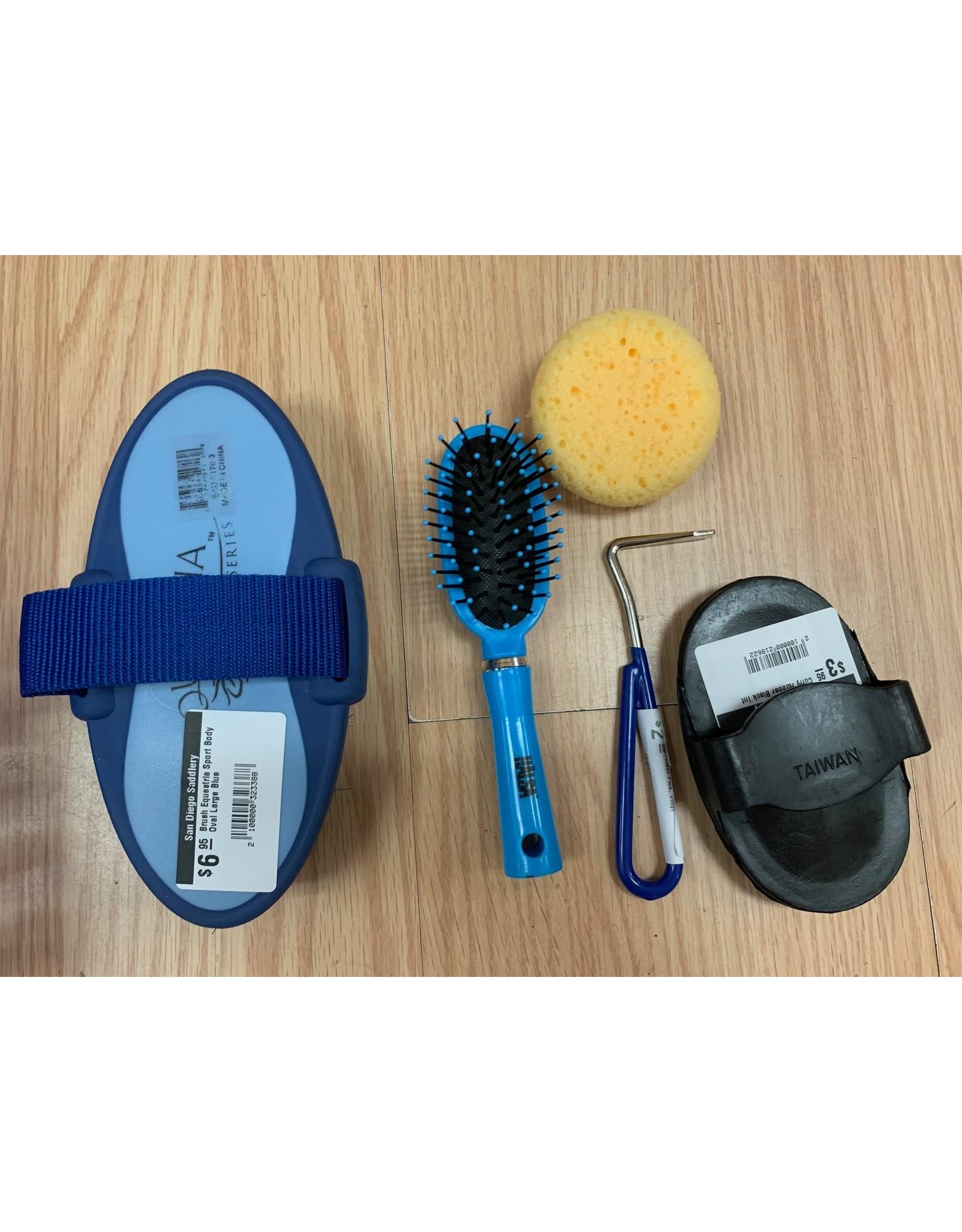 Starter Grooming Kit 6 Piece