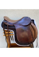 """Ortho-Flex English Endurance Saddle 18"""" Flex Tree"""