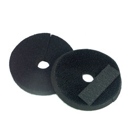 Bit Guards Neoprene w/ Velcro Black