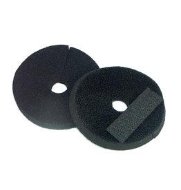 Bit Guards Neoprene w/ Velcro Black