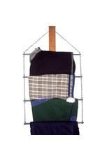 Hanging Metal Blanket Rack