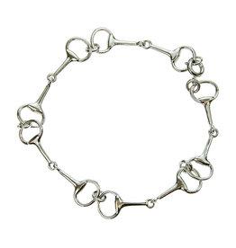 Snaffle Bit Bracelet
