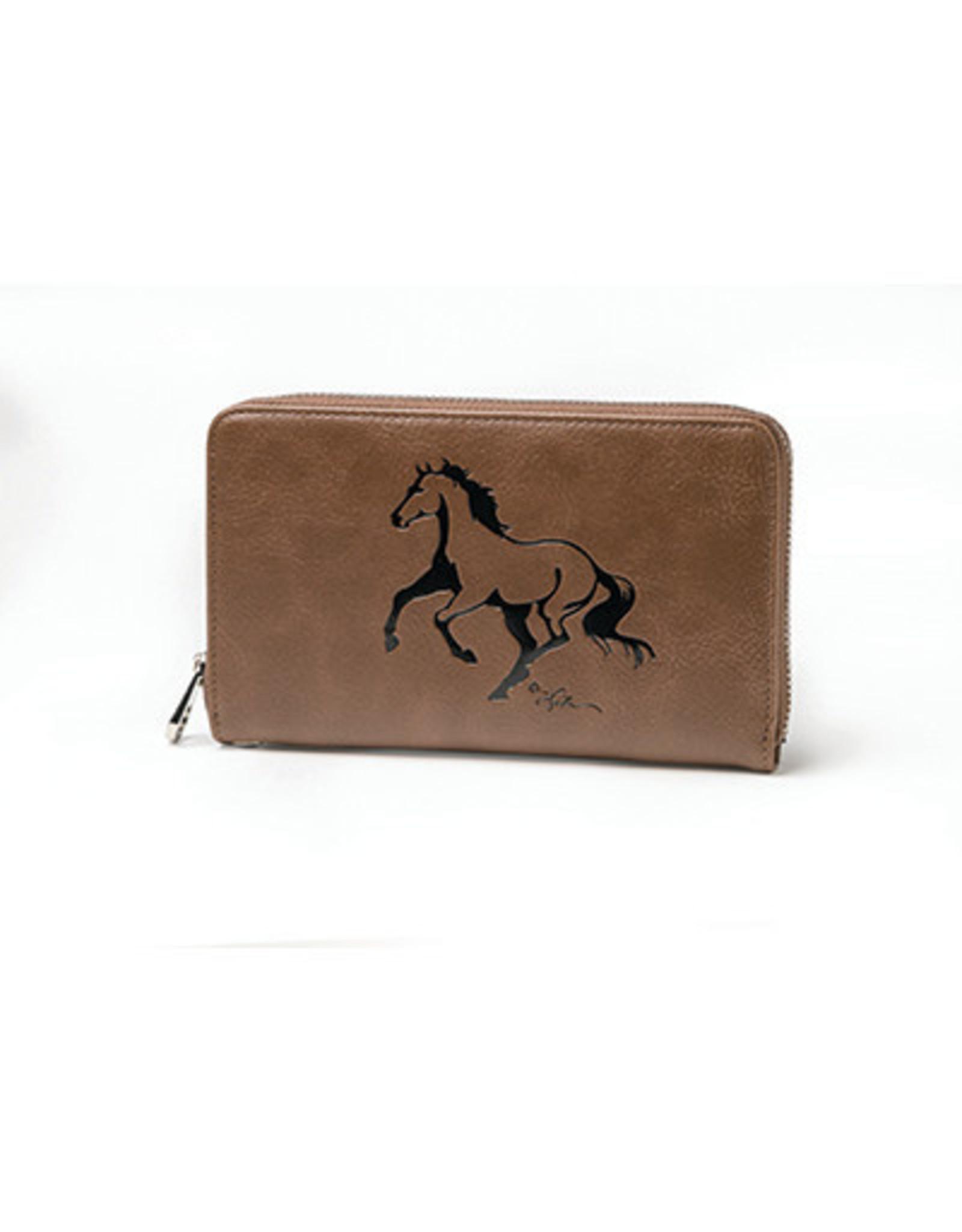 Galloping Horse Wallet