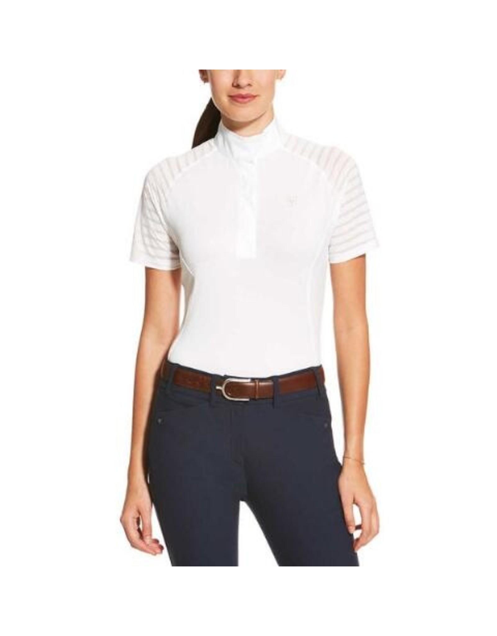 Ariat Show Shirt Ladies Short Sleeve