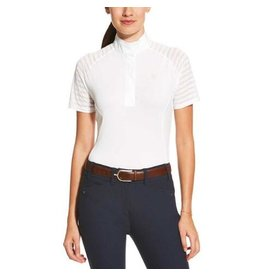 Ariat Show Shirt Ladies Short Sleeve