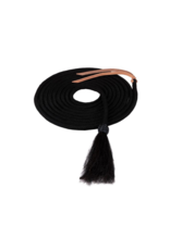 "Weaver Nylon Mecate with Horsehair Tassel 1/2"" x 23'"
