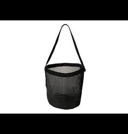 Weaver Mesh Grain Bag, Black
