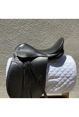 "State Line Tack Dressage Saddle 17.5"" MW"