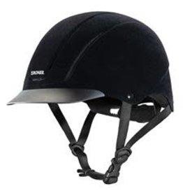 Troxel Capriole Riding Helmet Velveteen
