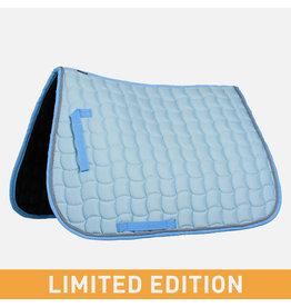 Horze Limited Edition Malibu All Purpose Saddle Pad Blue