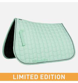 Horze Limited Edition Malibu All Purpose Saddle Pad Green