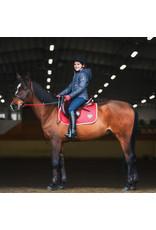 Horze Pony Saddle Pad with Heart