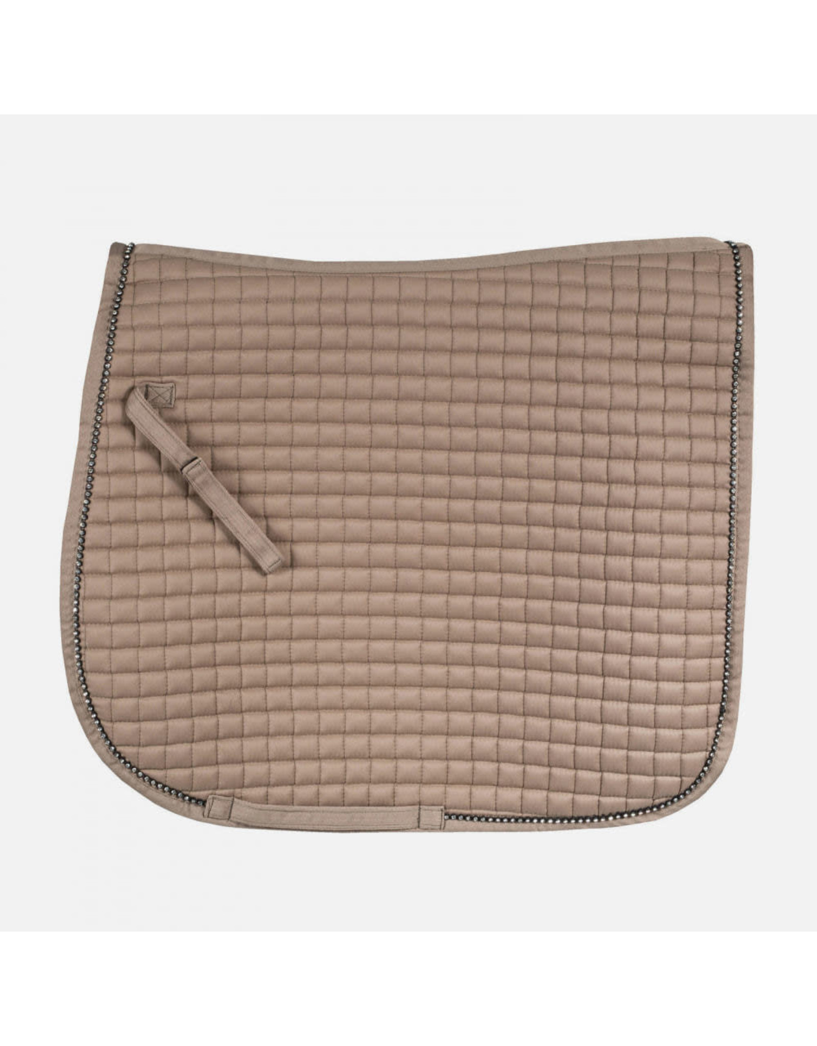 Horze Dressage Pad Duchess Taupe/Grey Full