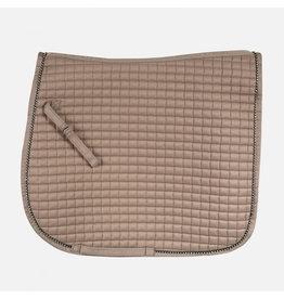 Horze Dressage Pad Duchess Taupe/Grey Full